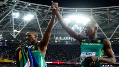Commonwealth Games 2018: Luvo Manyonga Eyes Long Jump World Record Post CWG Gold Medal Win