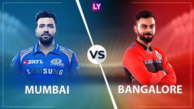 MI vs RCB Highlights IPL 2018: Mumbai Indians win by 46 Runs