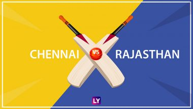 CSK vs RR LIVE IPL 2018 Streaming: Get Live Cricket Score, Watch Free Telecast of Chennai Super Kings vs Rajasthan Royals on TV & Online