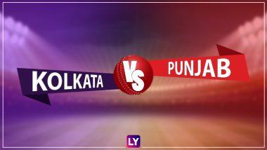 KKR vs KXIP, IPL 2018 Match Preview: Kolkata Knight Riders, Kings XI Punjab Look to Continue Winning Streak