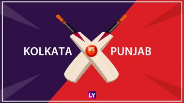 KKR vs KXIP LIVE IPL 2018 Streaming: Get Live Cricket Score, Watch Free Telecast of Kolkata Knight Riders and Kings XI Punjab on TV & Online