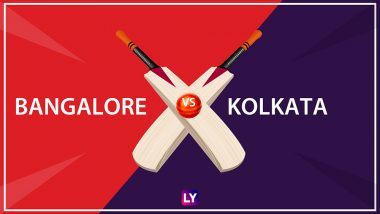 RCB vs KKR LIVE Streaming IPL 2018: Get Live Cricket Score, Watch Free Telecast of Royal Challengers Bangalore vs Kolkata Knight Riders on TV & Online