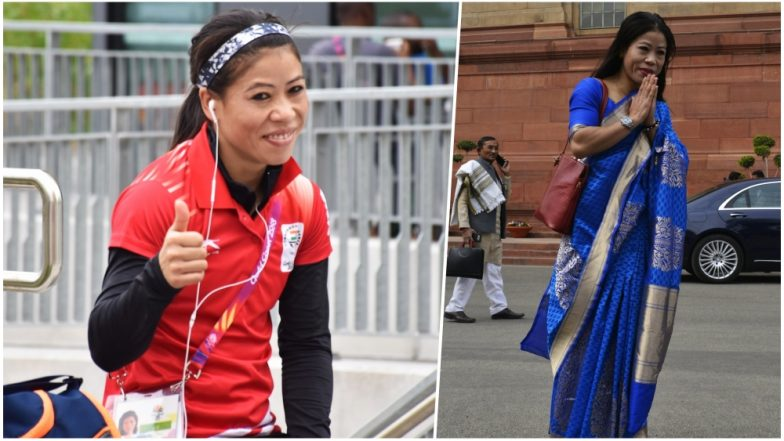 Mary Kom to be India's Flagbearer at CWG 2018 Closing Ceremony