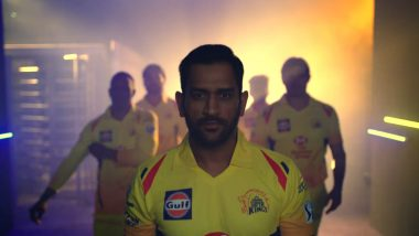 IPL 2018 CSK New Anthem Song: Video Shows MS Dhoni & Co. in #WhistlePodu Swag Ahead of Opening Tie Against Mumbai Indians