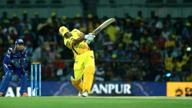 MS Dhoni Named Number Plate Found in Los Angeles Leaves CSK stunned!