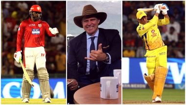MS Dhoni or Chris Gayle, Who's The Real Universe Boss? Matthew Hayden Picks CSK Captain Ahead of KXIP Opener!