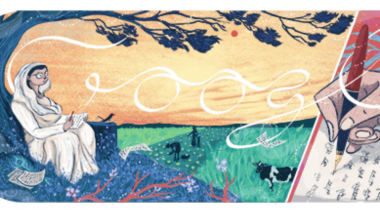 Mahadevi Verma: Google Dedicates Doodle to Legendary Hindi Poetess, Educationist and Social Activist