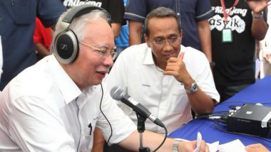 Malaysia's Ex-PM Najib Razak Grilled by Anti-Graft Agency Over Corruption Charges