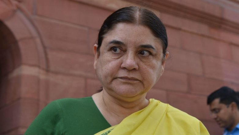 Maneka Gandhi Stirs Controversy, Says, 'Won't Help Muslims If They Don't Vote for Us'; Watch Video
