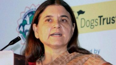 Maneka Gandhi Likely to be Pro-Tem Speaker in Inaugural Session of 17th Lok Sabha