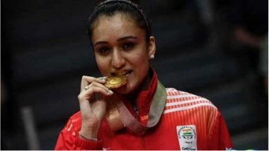 Manika Batra, Table Tennis Sensation, Gets Arjuna Award 2018; Sad About Her Coach Being Snubbed for Dronacharya Honour