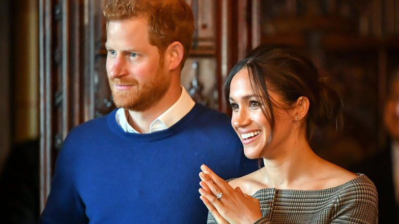 Royal Couple Prince Harry & Meghan Markle's Commonwealth Tour Details Released; Check the Dates