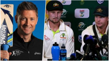 Michael Clarke Not Making a Comeback as a Player, Squashes Fake News of His Return to Australian Cricket Team