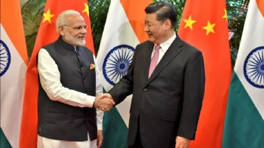PM Modi Offers to Host Next Informal Summit with Xi Jinping in India in 2019