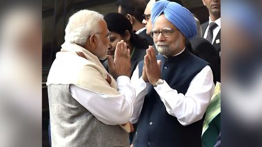 Manmohan Singh Targets PM Narendra Modi Again, Says 'He is Afraid to Face Media's Questions'