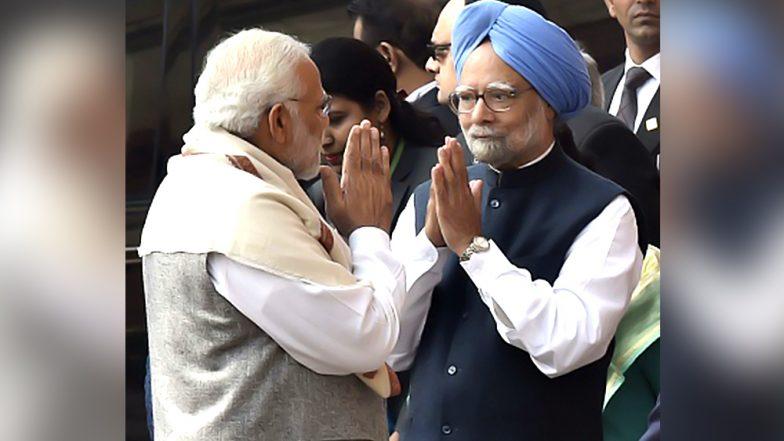 Manmohan Singh Writes to President Against PM Modi's 'Threatening Language'