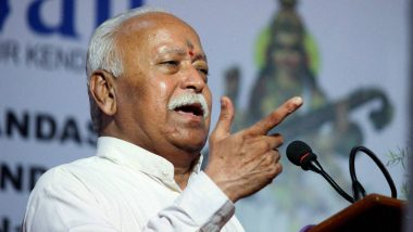 Mohan Bhagwat Hits Back at Critics of Article 370 Abrogation, Says Northeast States Will Remain Integrated With India
