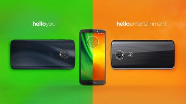 Moto G6 Plus, Moto G6, Moto G6 Play & Moto E5 Series Launched; Price, Features and Specifications