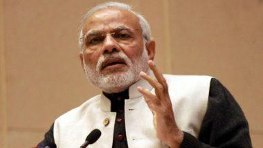 PM Narendra Modi to Launch Rashtriya Gram Swaraj Abhiyan from Madhya Pradesh