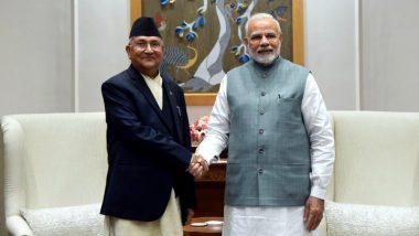 PM Narendra Modi, Nepal's KP Sharma Oli to Inaugurate Jogbani-Biratnagar Check Post Tomorrow