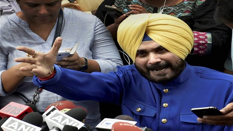 Sidhu's conviction by HC correct, Punjab tells SC