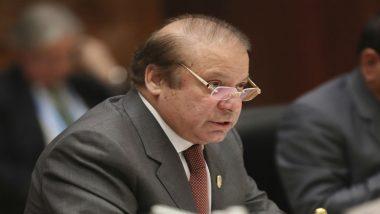 Former Pakistan PM Nawaz Sharif Accompanies Ailing Wife Kulsoom Nawaz