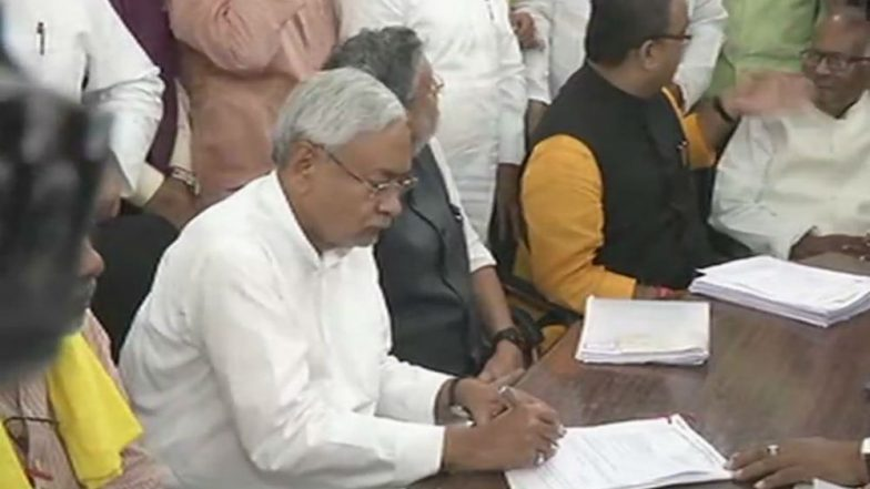 Nitish, Rameshwar and Khalid are JD(U) candidates for Council poll