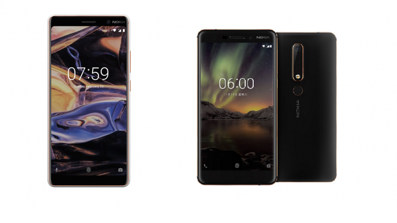 Nokia 7 Plus, Nokia 6 and Nokia 1 Launched in India; Price, Features and Specification