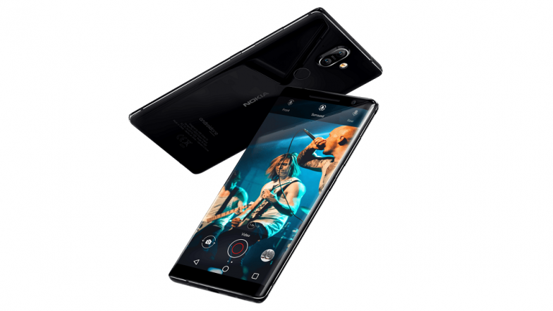 Nokia 8 Sirocco Launched in India, Priced at Rs 49,999; Features, Specifications & Colours