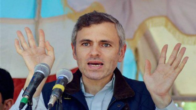 MLAs Who Switch Should Be Banned from Contesting Polls for 1 Term: Omar Abdullah