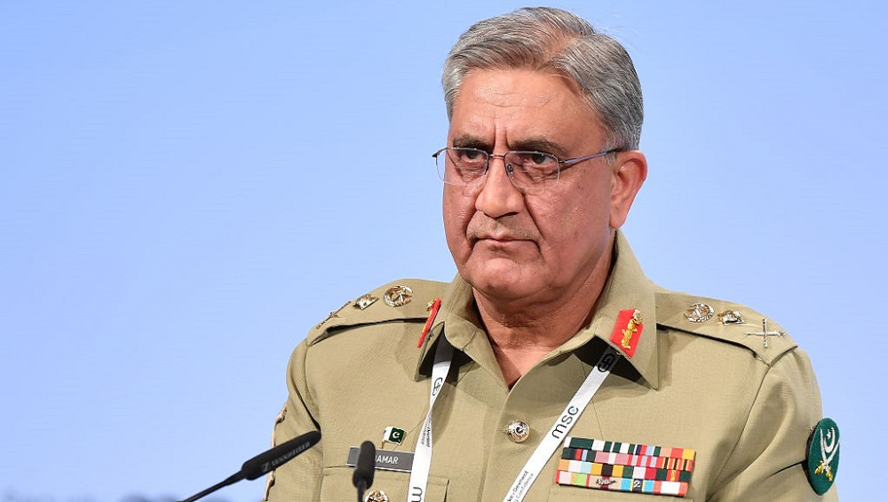 Pakistan Army Chief Gen Qamar Bajwa Visits China, Discusses Kashmir Issue With Top PLA Officials