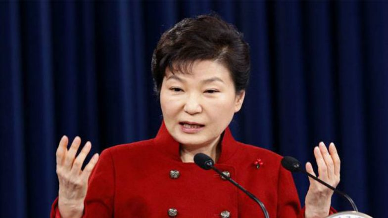 Former South Korean President Park Geun-Hye won't Appeal Against Corruption Conviction