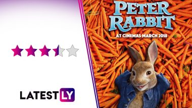 Peter Rabbit Movie Review: This Furry Tale is a Delightful Flick Bound to Entertain Both Kids and Adults