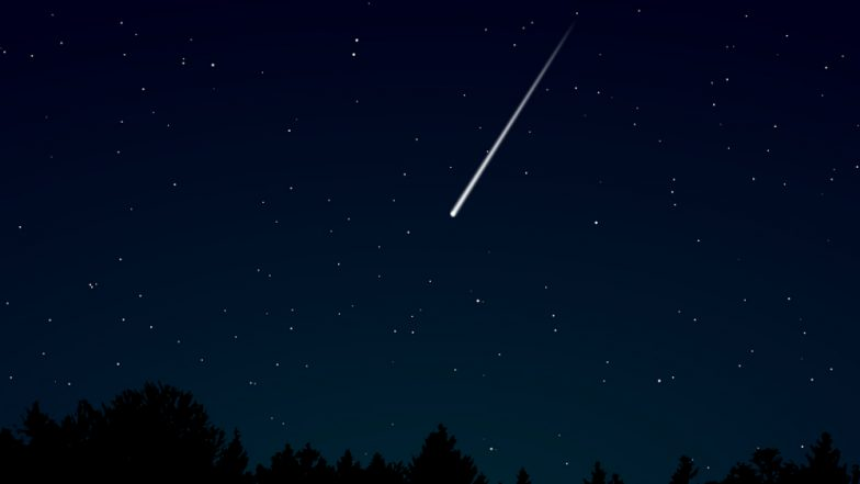 Watch the Skies This Weekend for a Meteor Shower