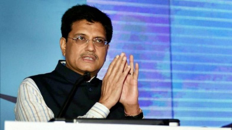 Piyush Goyal Blames UPA Regime for Banking Crisis, Assures Support to Banks