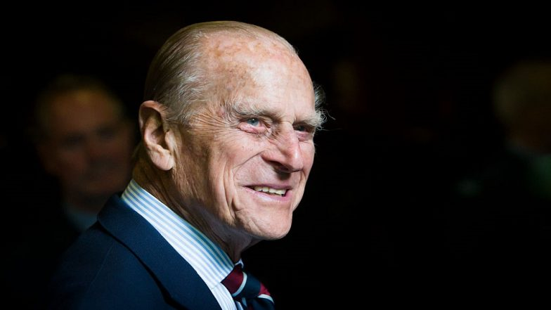 Prince Philip, Duke of Edinburgh, Escapes Unhurt After Car Crash As Land Rover Flips