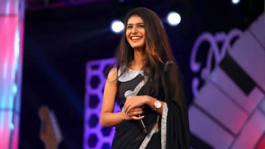 Priya Prakash Varrier, India's Favourite Winker, to Debut in Tamil?