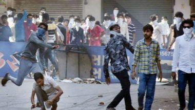 Protesters Pelt Stones at Army in Jammu and Kashmir