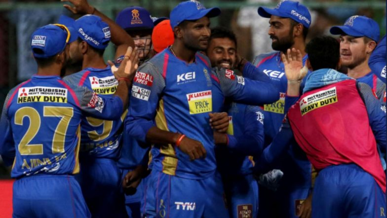 RR Squad in IPL 2019: Team Profile, Schedule of Rajasthan Royals in VIVO Indian Premier League 12