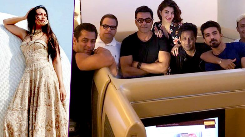 Race 3 Gets a New Face: Salman Khan's Dabangg Co-star Sonakshi Sinha Joins the Cast