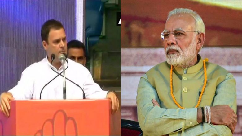 Will Expose PM Modi if Provided 15 Mins in Parliament, Says Rahul Gandhi at 'Save Constitution' Rally