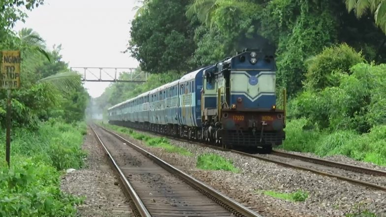 Deadly Heat: 4 Train Passengers on Kerala Express Die, One Hospitalised Due to Scorching Heat in Jhansi