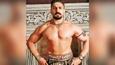 Rajat Tokas Goes Through a Physical Transformation for Naagin 3 and We Can't Recognise Him at All