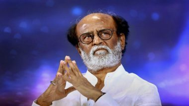 Rajinikanth Receives Threats From Fringe Groups After Remark on Tuticorin Protest Deaths, Security Stepped up at his Residence