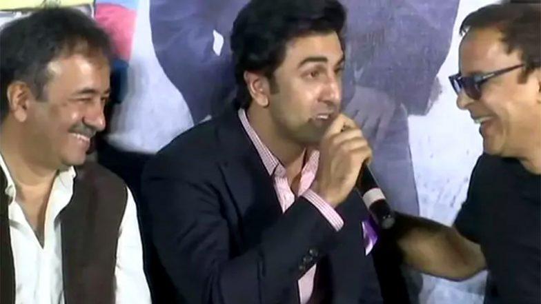 Reading The Screenplay Of Sanju Was Shocking : Ranbir