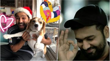Ritika Sajdeh Wishes Rohit Sharma on His 31st Birthday With a Super Sweet Picture Message