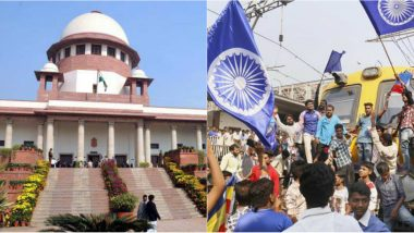 Amid Bharat Bandh Call, Centre Files Review Petition in Supreme Court on SC/ST Act Ruling