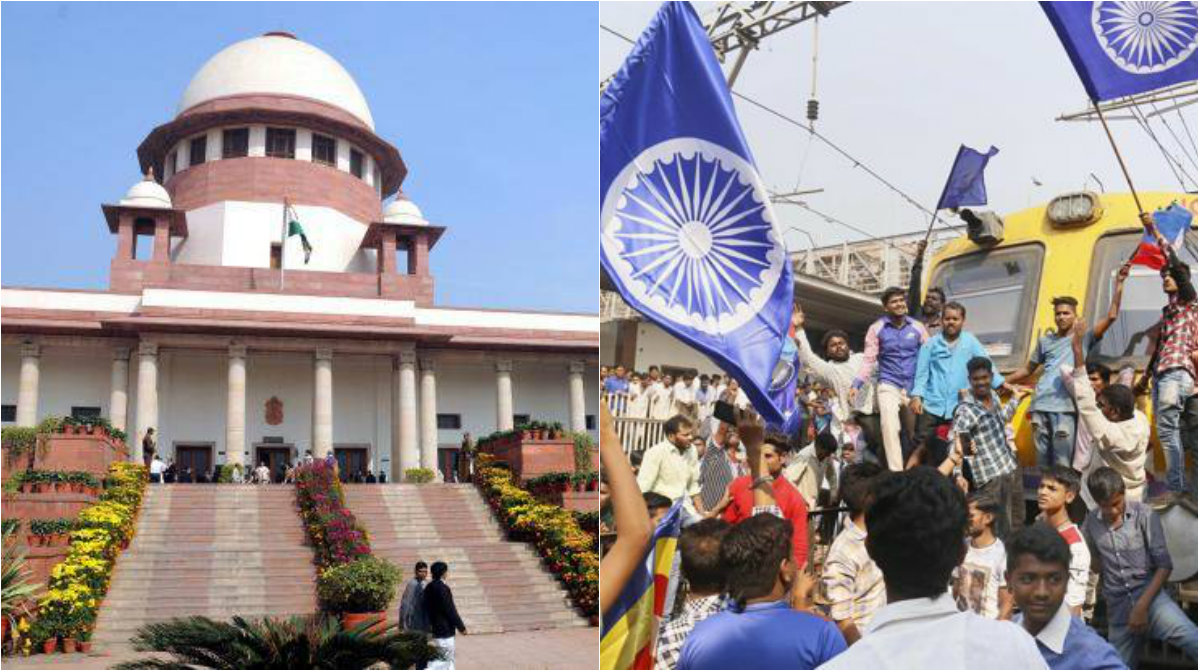 SC/ST Act Reinstated in Original Form, Supreme Court Strikes Down 2018 Order Which 'Diluted' Law Protecting Dalits