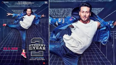 Tiger Shroff Leads Student of the Year 2's 'Student Brat Pack', says Karan Johar