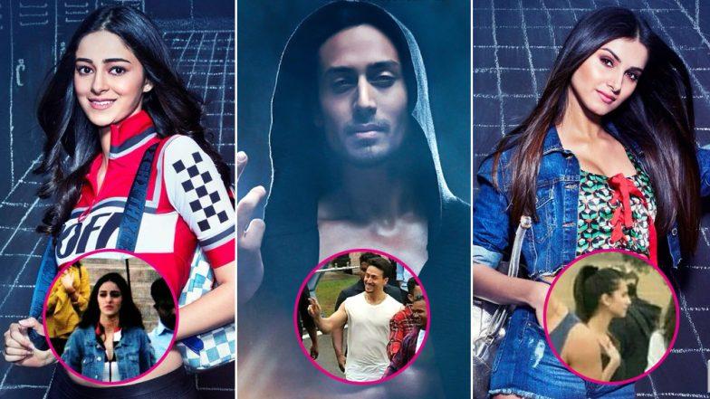 Meet Tiger Shroff's two attractive classmates in Student of The Year 2